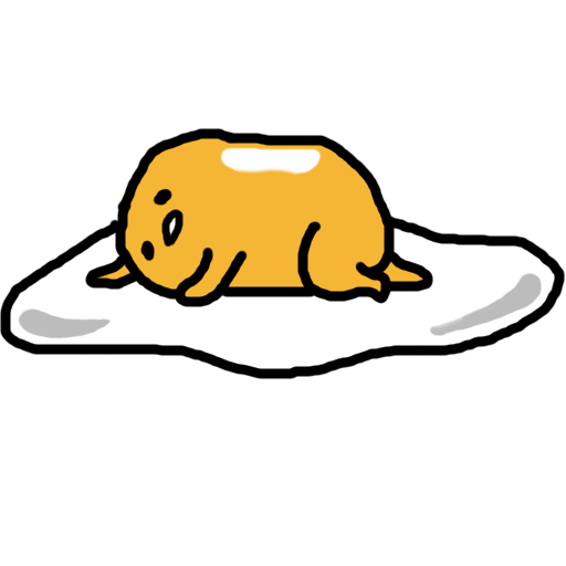 Gudetama Png Images In Collection