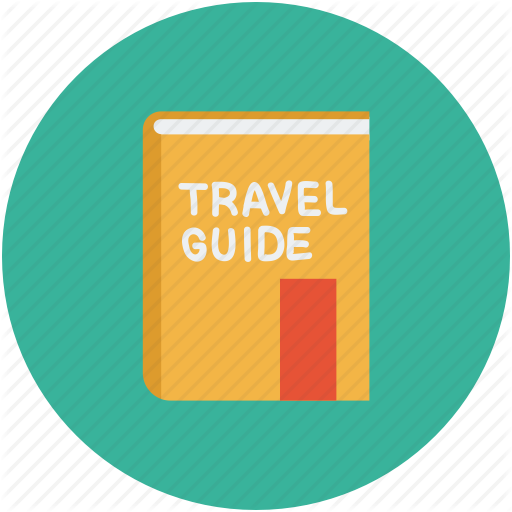 Guide Book, Travel, Travel Guide, Traveling Guide Icon