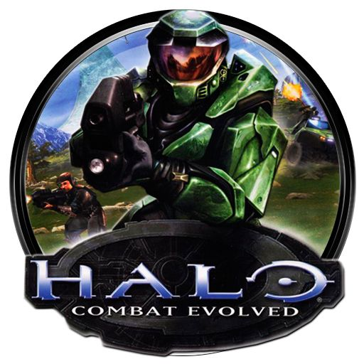 My Favorit! Gaming Halo, Desktop Icons And Fps Games