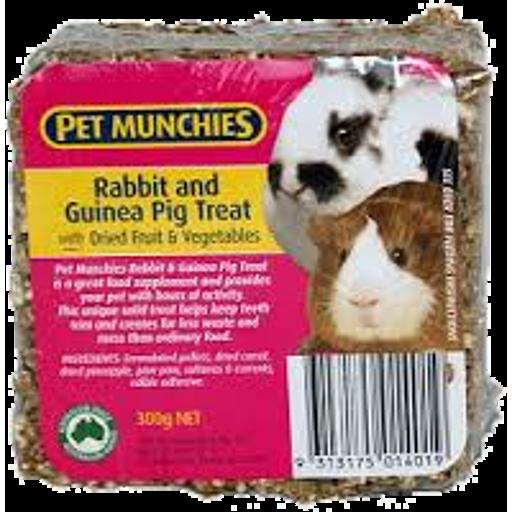 Pet Munchies Rabbit Guinea Pig Treat