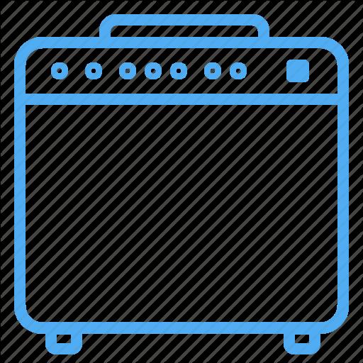 Combo, Guitar, Guitar Amplifier, Music, Rock, Sound Icon