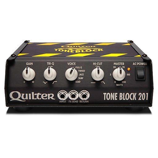 New! Quilter Tone Block Toneblock Guitar Head