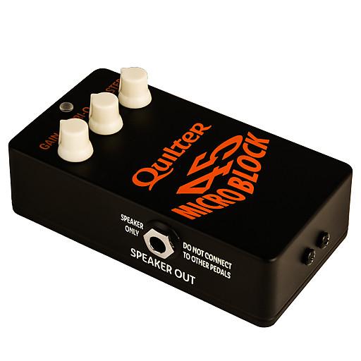 Quilter Microblock Guitar Amplifier Backwoods Guitar Llc Reverb