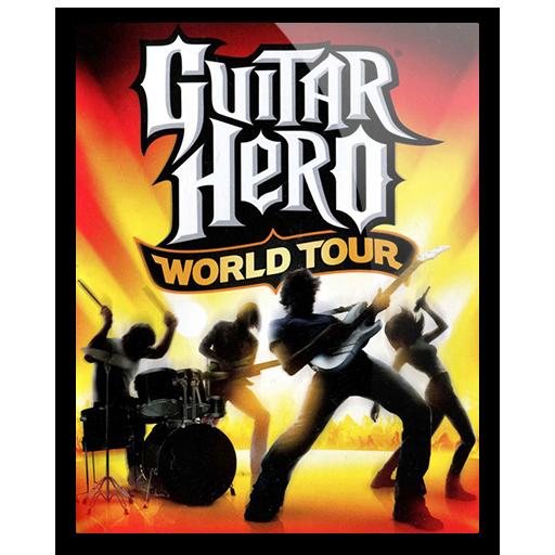 Icon Guitar Hero World Tour