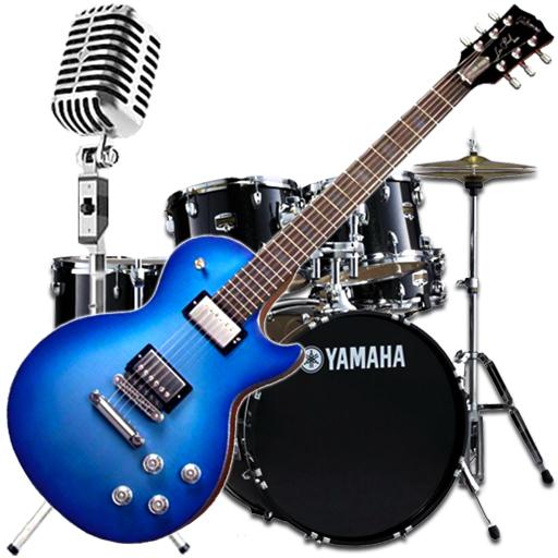 Garageband Icon Guitar Apollo Designs