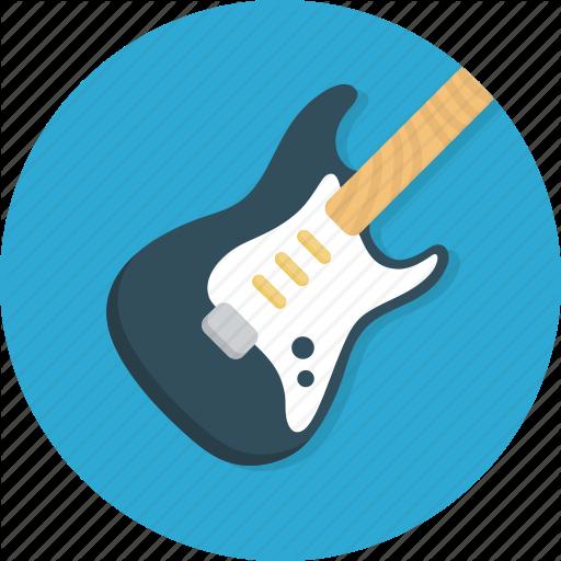 Guitar, Music Icon