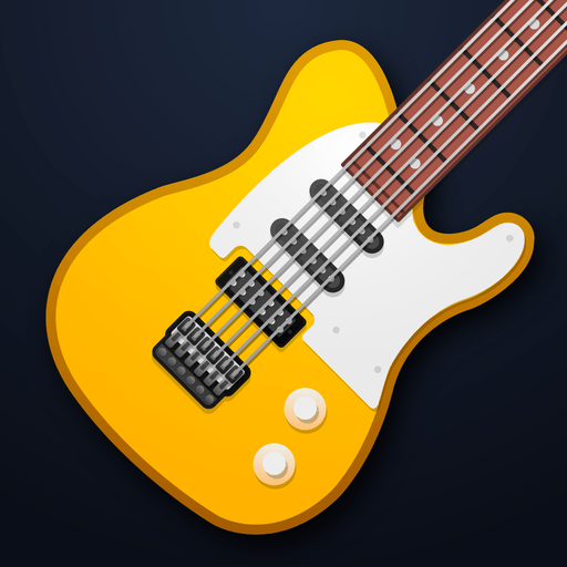 Real Guitar Instrument Ios Icon Gallery