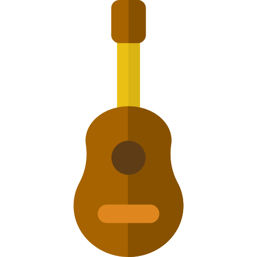 Music Acoustic Guitar Png Icon