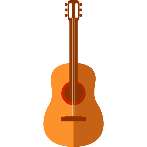 Spanish Guitar Icon