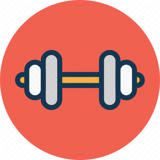 Bodybuilding, Dumbbell, Exercise, Gym Icon