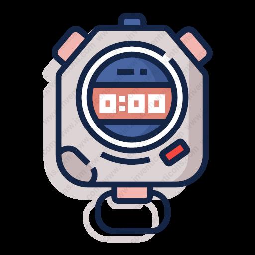 Download Timer Icon Inventicons