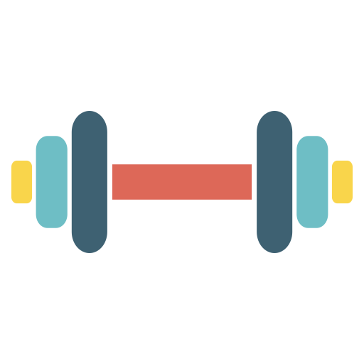 Dumbbell Icon Transparent Png Clipart Free Download