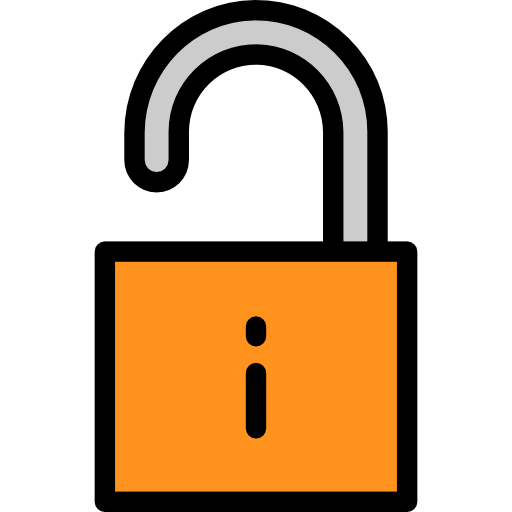 Unsecure, Computing, Hacker, Shield, Security System, Technology Icon