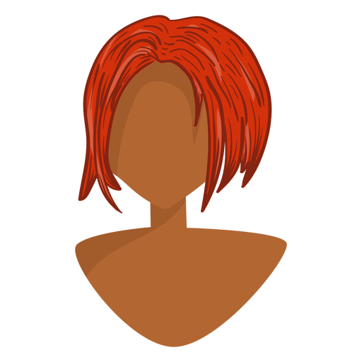 Ginger Hair Icon