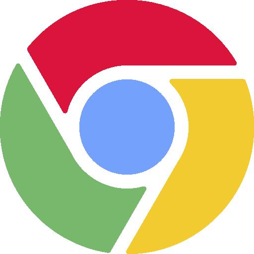 Black Chrome Logo Png Images