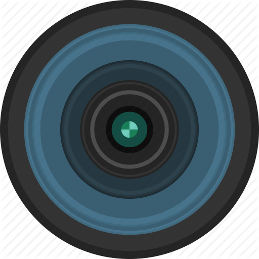 Pictures Of Camera Lens Icon Vector Png