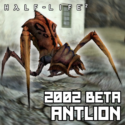 Complete Birther Antlion Half Life Skin Mods
