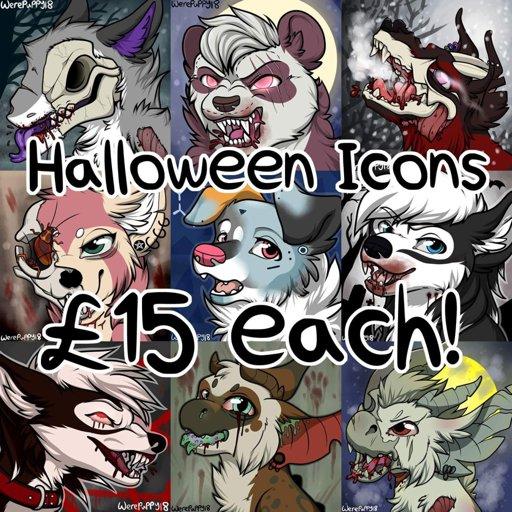 Halloween Icons Furry Amino