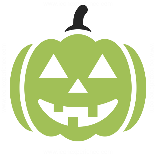 Pumpkin Halloween Icon Iconexperience