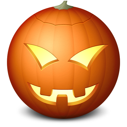 Pumpkn Halloween Iconset Arrioch