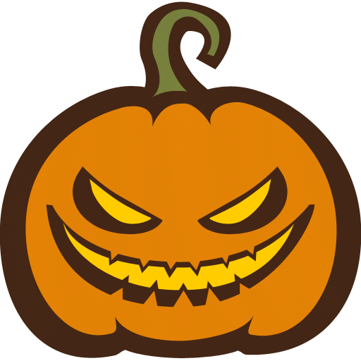 Pumpkn Halloween Iconset Iconcreme