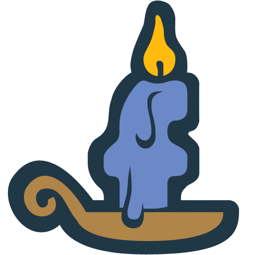 Facebook, Candle, Halloween Icon Free Of Halloween Icons