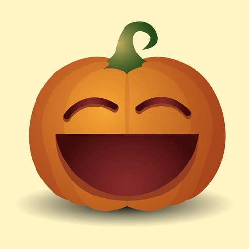 Halloween Pumpkin Emoji For Imessage