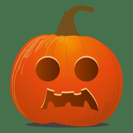 Halloween Pumpkin Emoticon