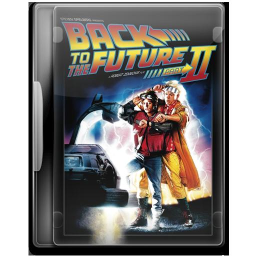 Back To The Future Ii Icon Movie Mega Pack Iconset