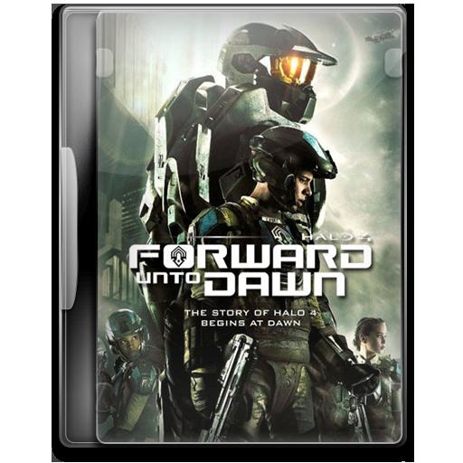 Halo Forward Unto Dawn Icon Movie Mega Pack Iconset
