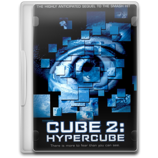 Covers, Cover, Cube, Hypercube, Movie Icon Free Of Movie