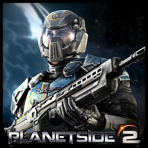 Planet Side Desktop Icon