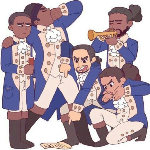 That's It That's The Whole Musical Really Hamilton