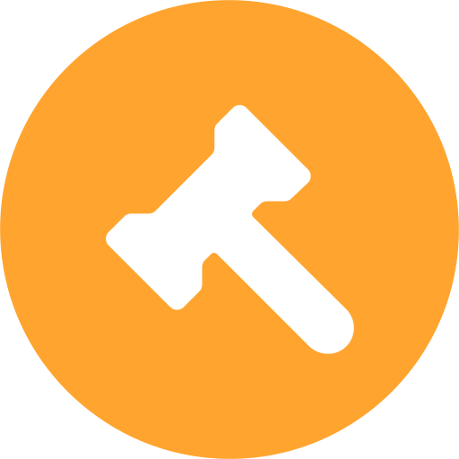 Auction Hammer Icons, Download Free Png And Vector Icons