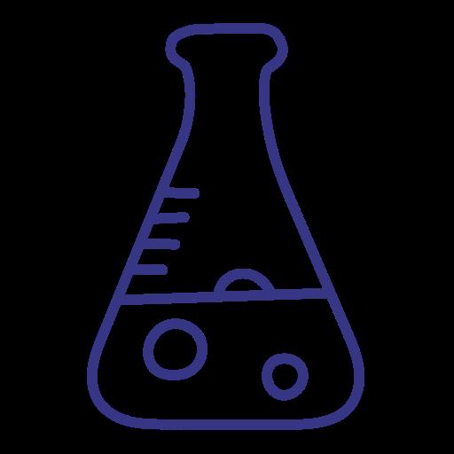 Analysis, Lab, Test, Tube Icon