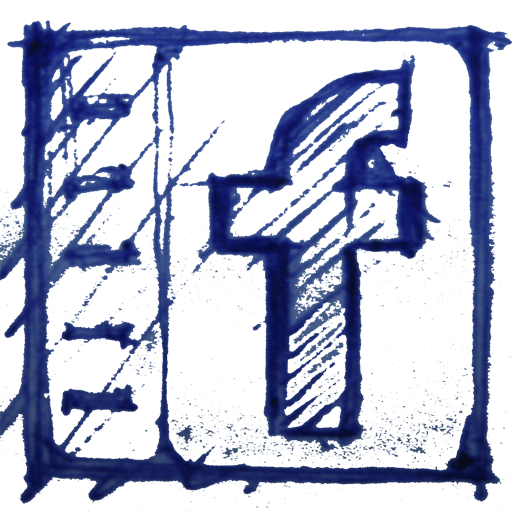 Hand Drawn Facebook Icons, Free Icons In Social Sketches