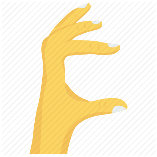 Finger, Gesture, Grab, Hand, Interactive Icon