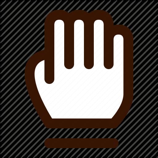 Body, Fist, Graphics, Hand Icon