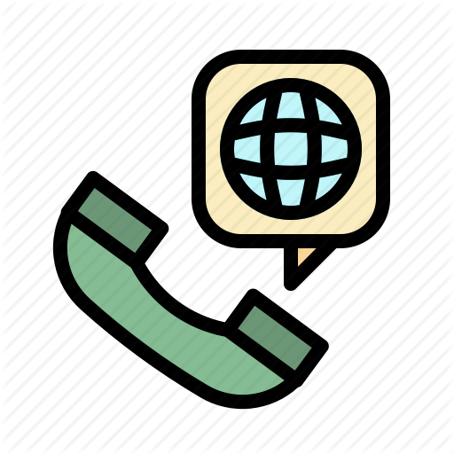Call, Calling, Handle, International, Phone Icon
