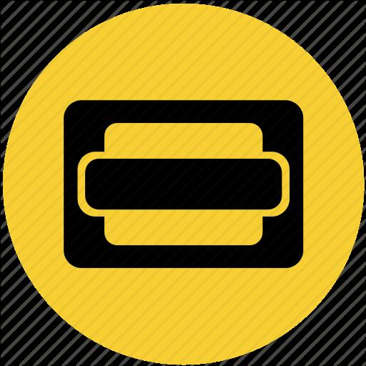 Car, Car Handle, Door, Handle Icon