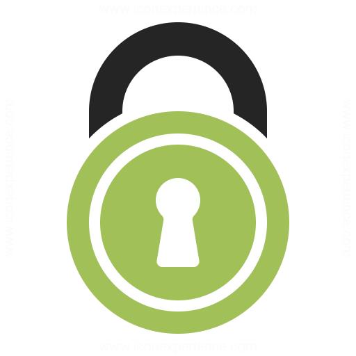 Lock Icon Iconexperience