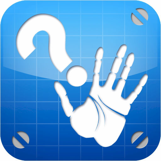 Handprint Safety Scanner For Ipad