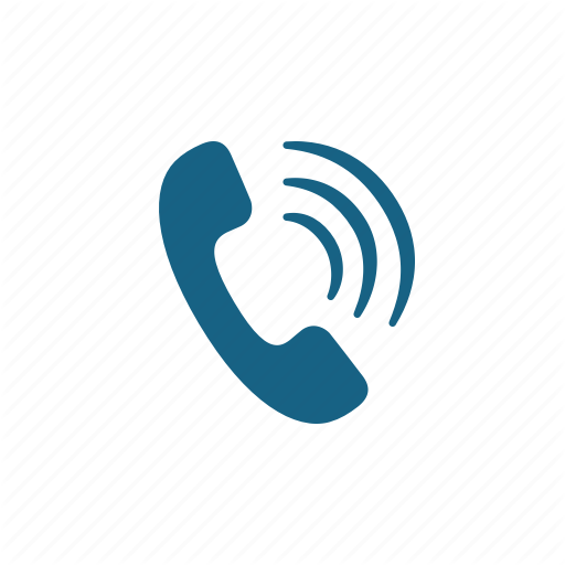 Handset, Phone, Phone Call, Ringing, Telephone Icon