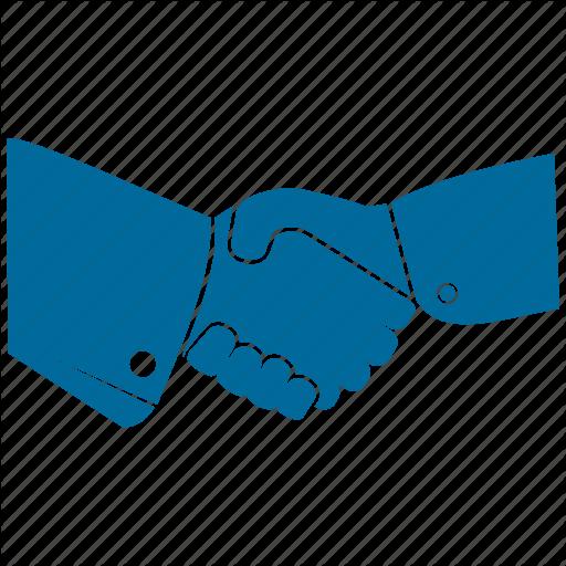 Agreement, Business, Handshake Icon