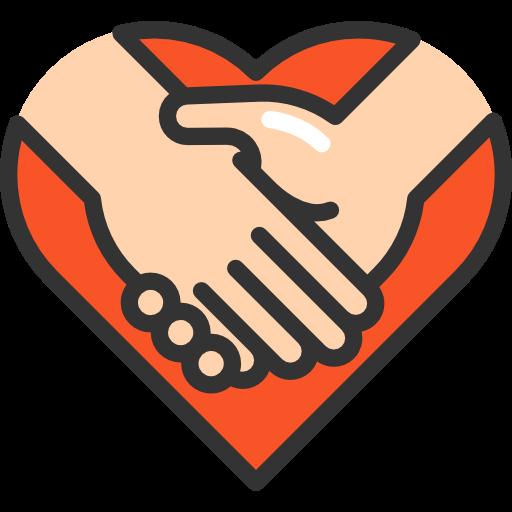 Business, Agreement, Handshake Icon
