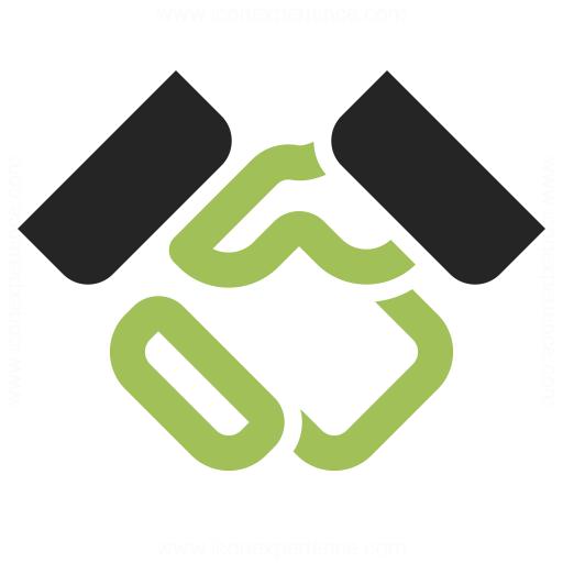 Handshake Icon Iconexperience