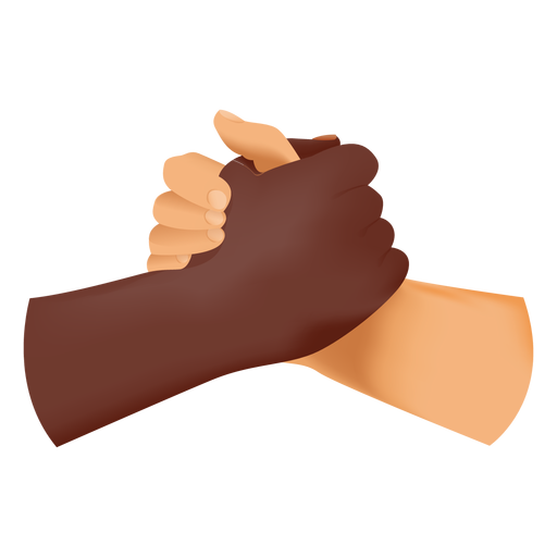 Soul Brother Handshake Icon