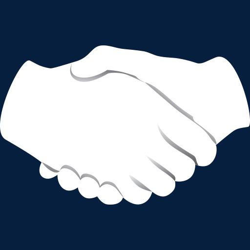 Touch Gesture Handshake Icon, Handshake Clipart, Touch, Gesture