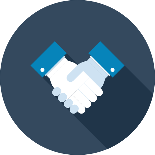 Handshake Icon Free Of Business And Finances Icons