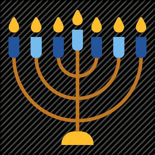 Candles, Chanukah, Hanukkah, Israel, Jewish, Menorah, Religious Icon